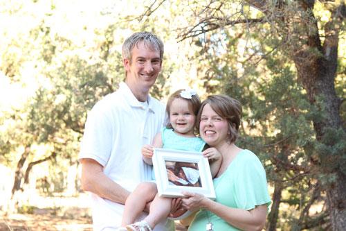 DeAndrea Dare Family