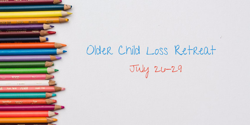Older Child Loss Retreat