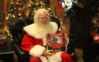 Santa and Max