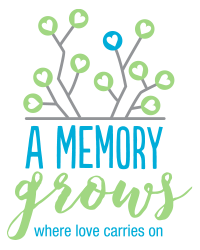 A Memory Grows Logo