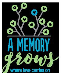 A Memory Grows Logo