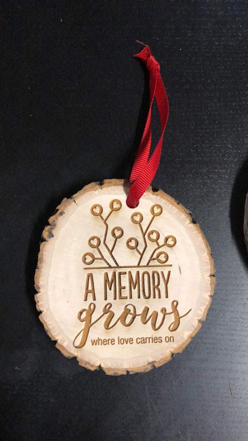 Personalized Custom Ornament